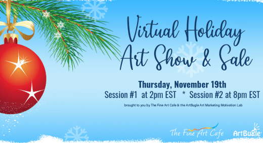 Holiday Art Show & Sale!