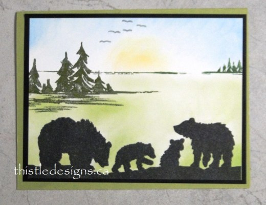 Impression Obsession Bear Family
