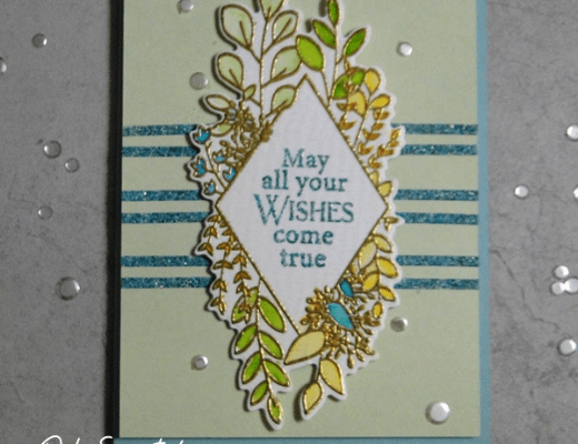 Easy Embossing Hack & Giveaway!