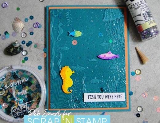 Scrap 'N Stamp Whittle Things Blog Hop