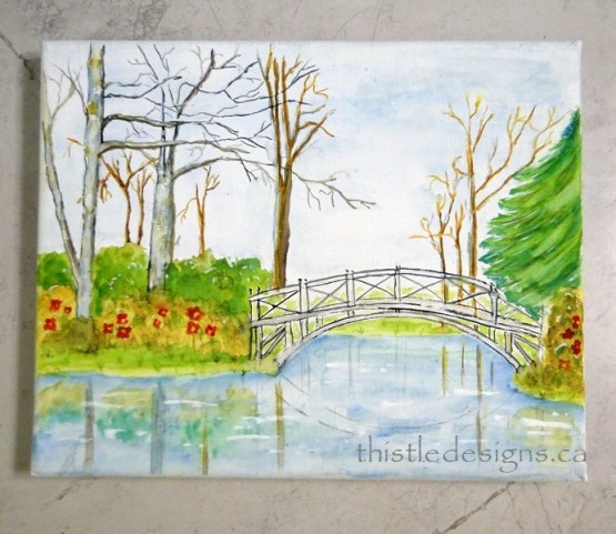 World Watercolour Month Projects