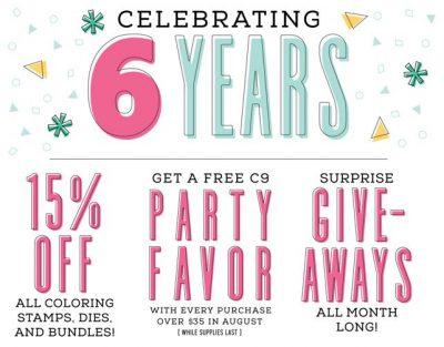 Concord & 9TH Celebrates 6 Years!