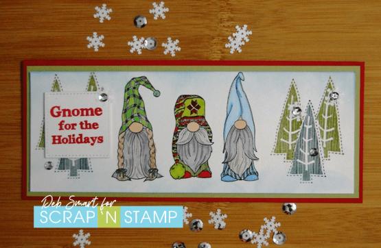 Gnomes for the Holidays Blog Hop