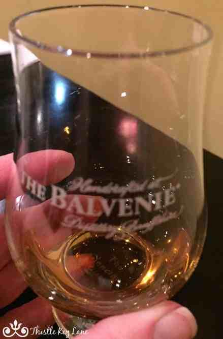 The Balvenie 30