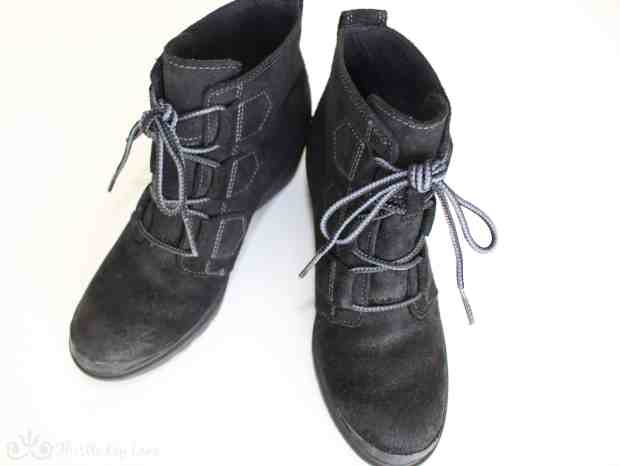 Sorel Wedge Booties