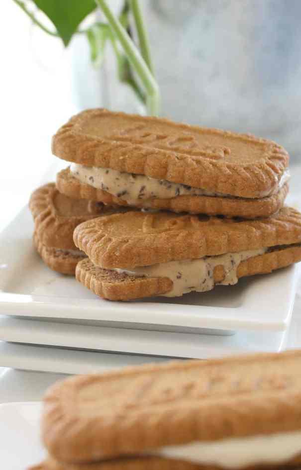 Mini Ice Cream Sandwiches