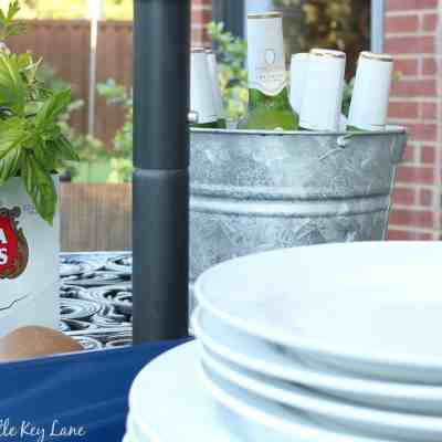 7 Easy Ways To Add Interest To Your Summer Table