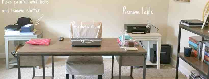 Home office update | Thistle Key Lane