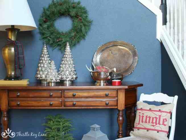Fresh Paint and Christmas Greetings