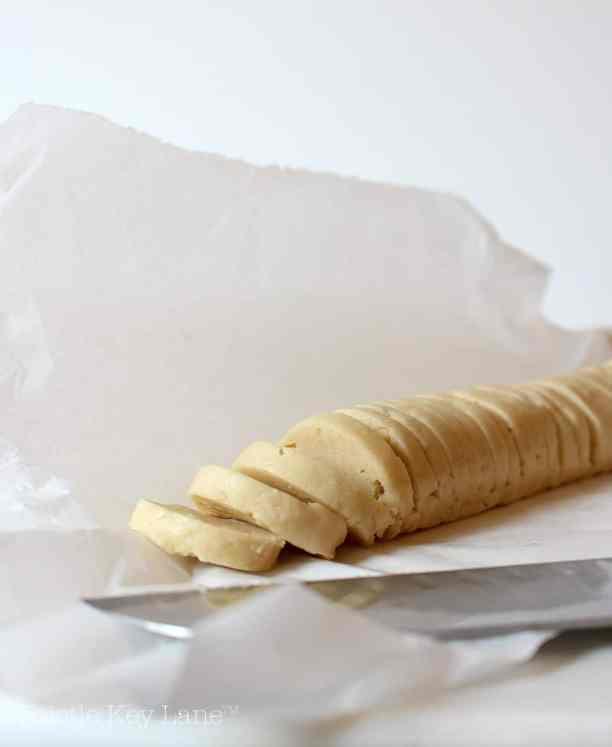 Almond Icebox Cookie Recipe   Thistle Key Lane