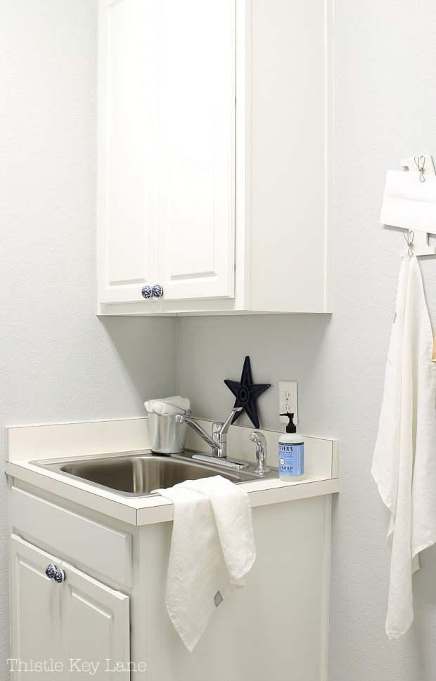 Laundry Room Refresh
