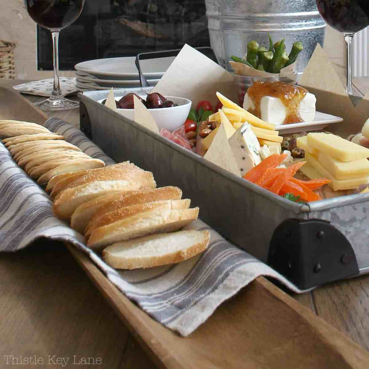 Create Your Own Charcuterie Tray