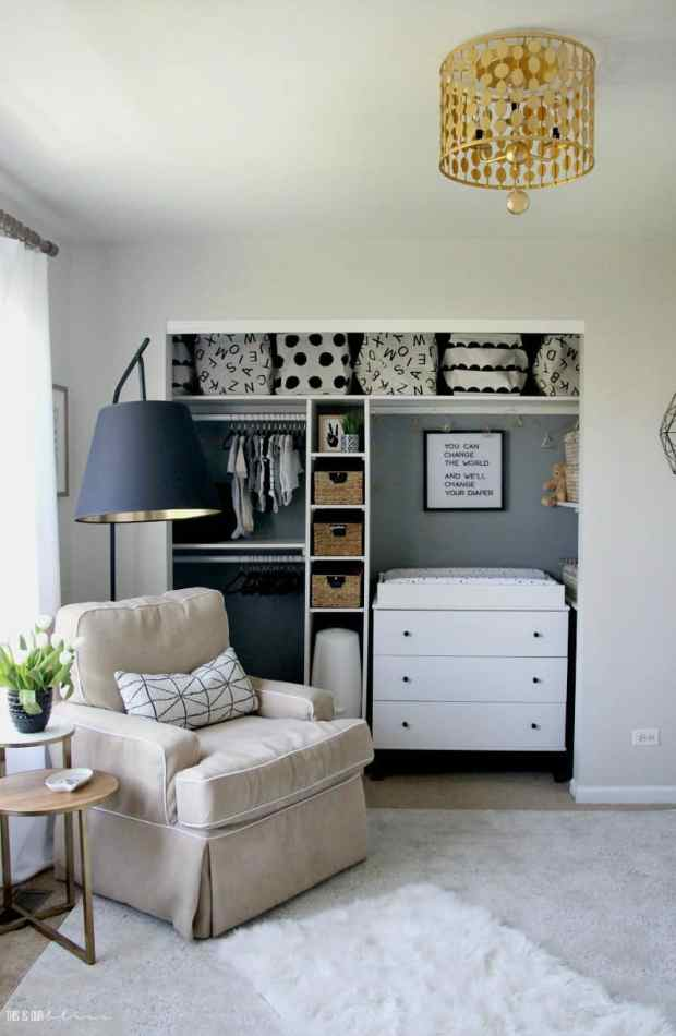 Sophisticated Neutral Nursery from This Is Our Bliss
