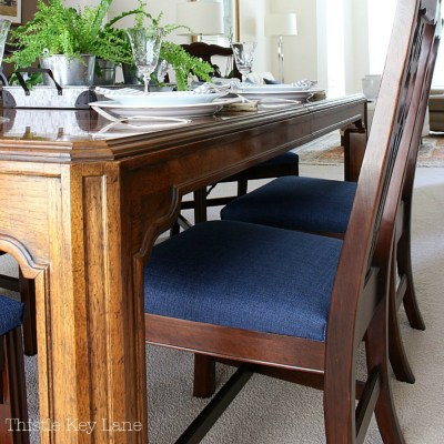 How To Recover Seat Cushions