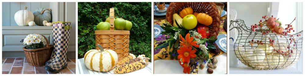 Bountiful Fall Baskets 2