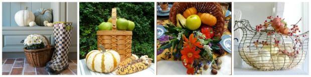 Bountiful Fall Baskets 2