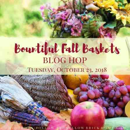Bountiful Fall Baskets