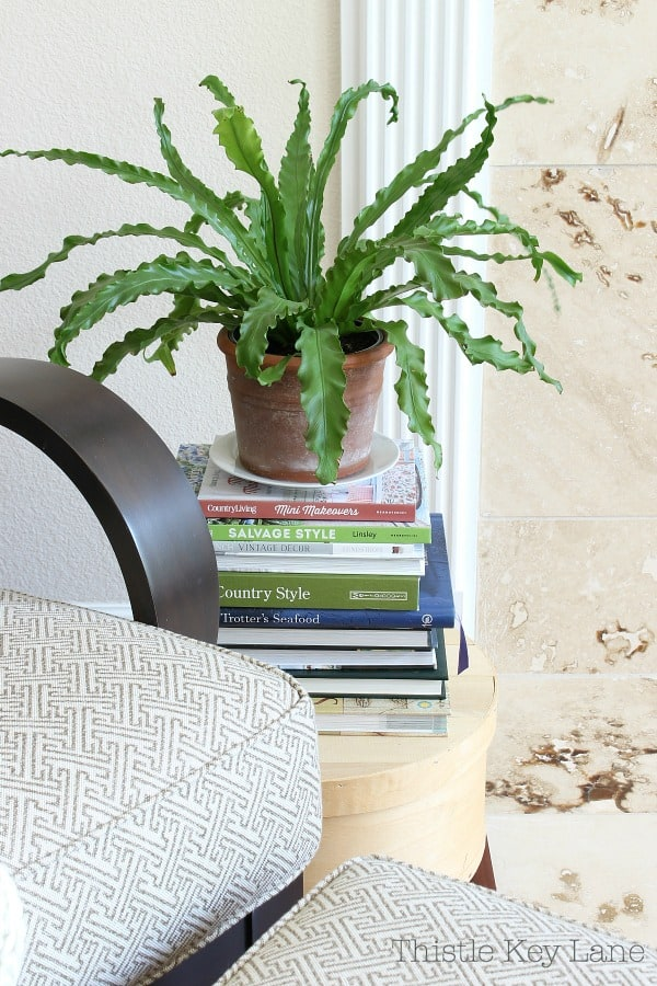 Ideas for decorating with plants that make a statement.