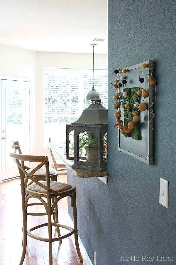 Transitioning Summer To Fall Kitchen Ideas with a light filled space.