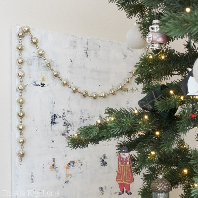 Tips On Decorating A Christmas Tree
