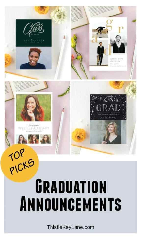 Time To Think About 2020 Graduation Announcements