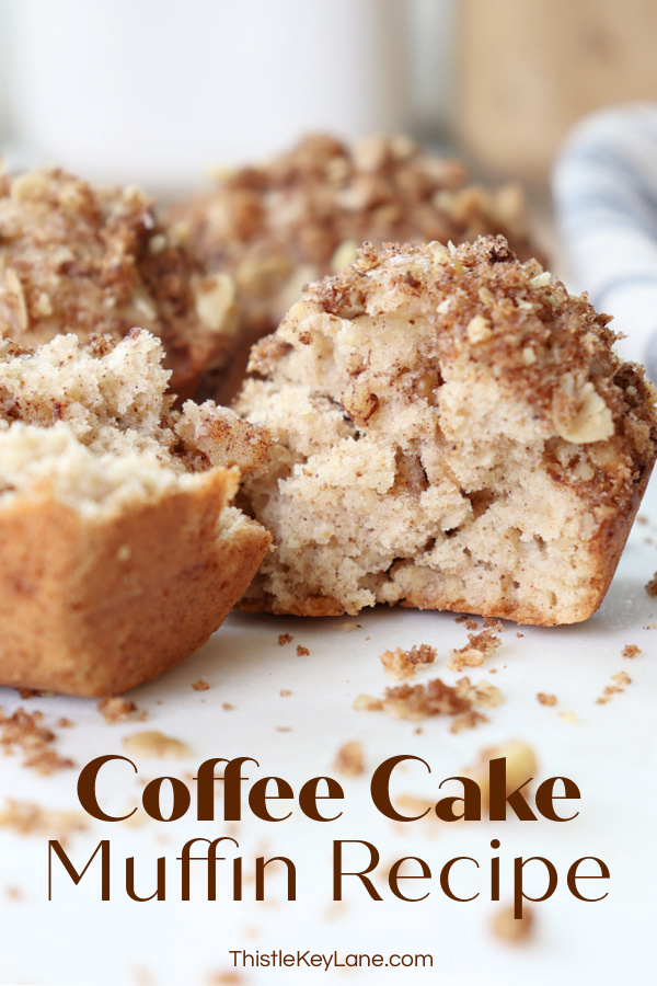 Coffee Cake Muffin Recipe