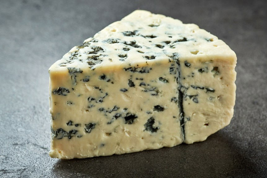Danish stye blue cheese