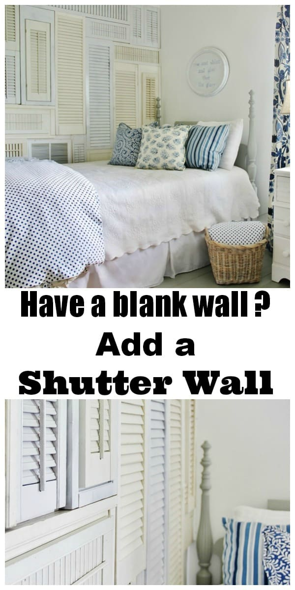how-to-make-a-shutter-wall