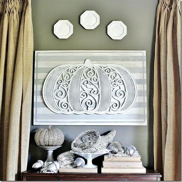 pumpkin-decorating-ideas-pumpkin-wall-art