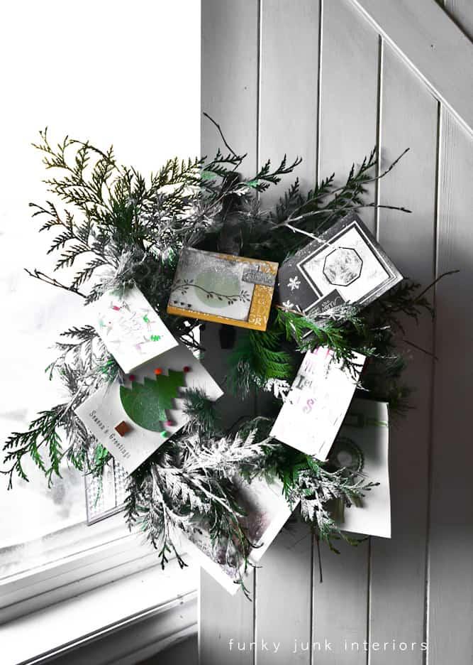 Christmas card wreath-001