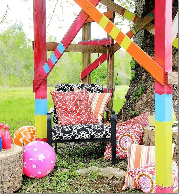 how-to-decorate-outside-for-summer