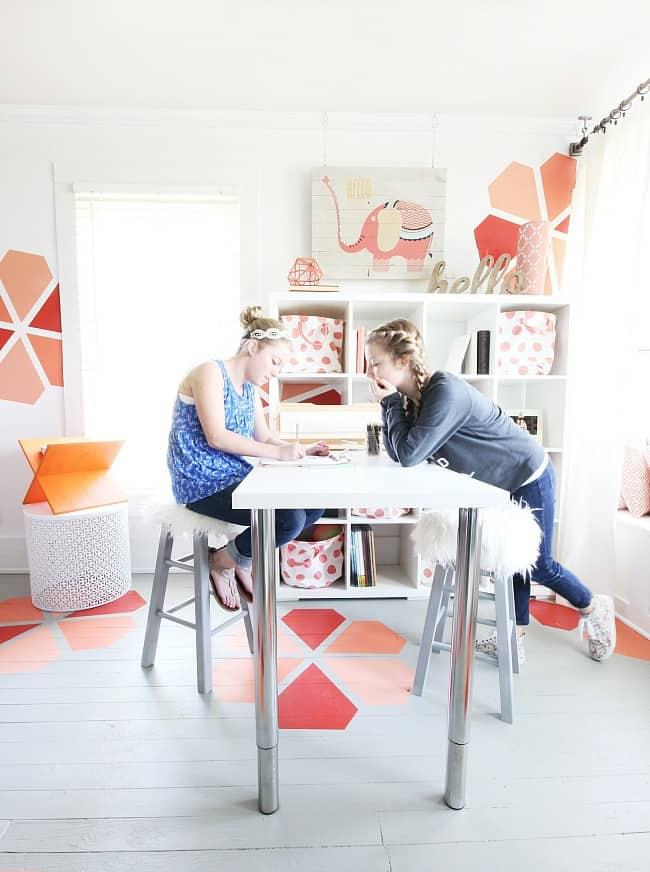 twins imagination room