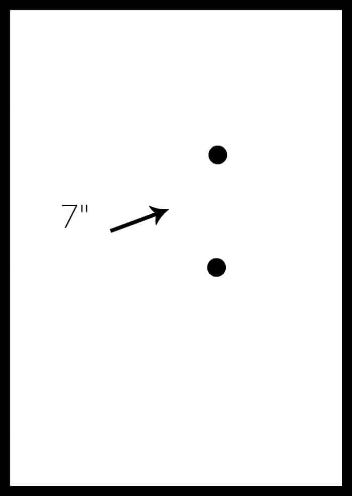 Starter pattern template