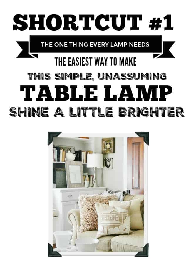 The one thing every lamp needs