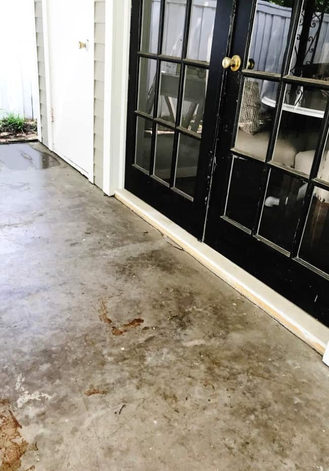 painted concrete porch projects you can finish in a weekend