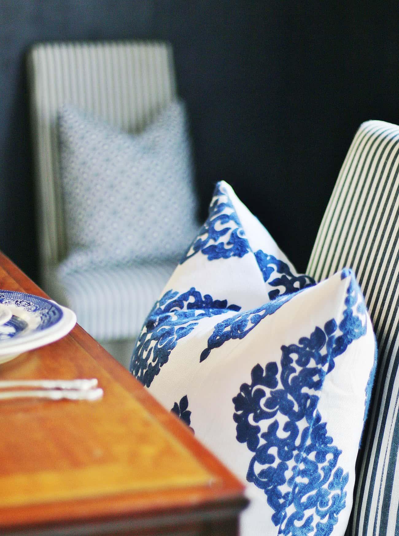 dining chair pillow