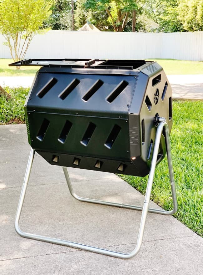 how to use a composter tips and ideas