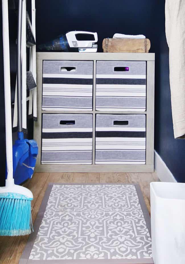 how to maximize space storage bins