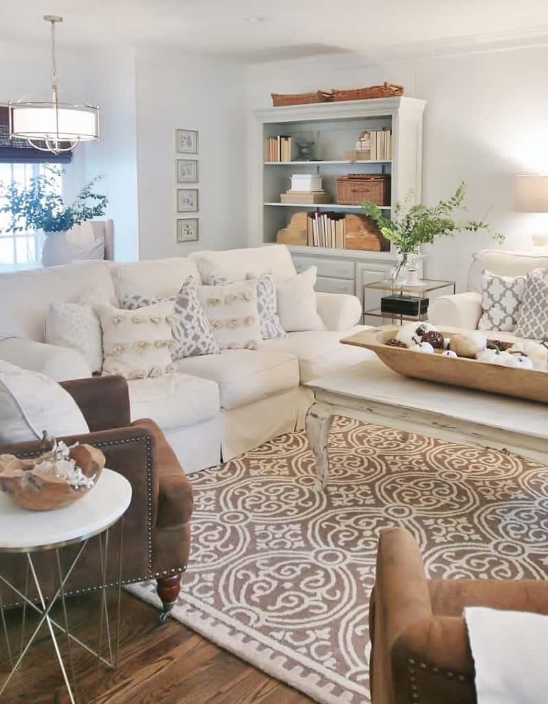 living room fall decor ideas living room rug