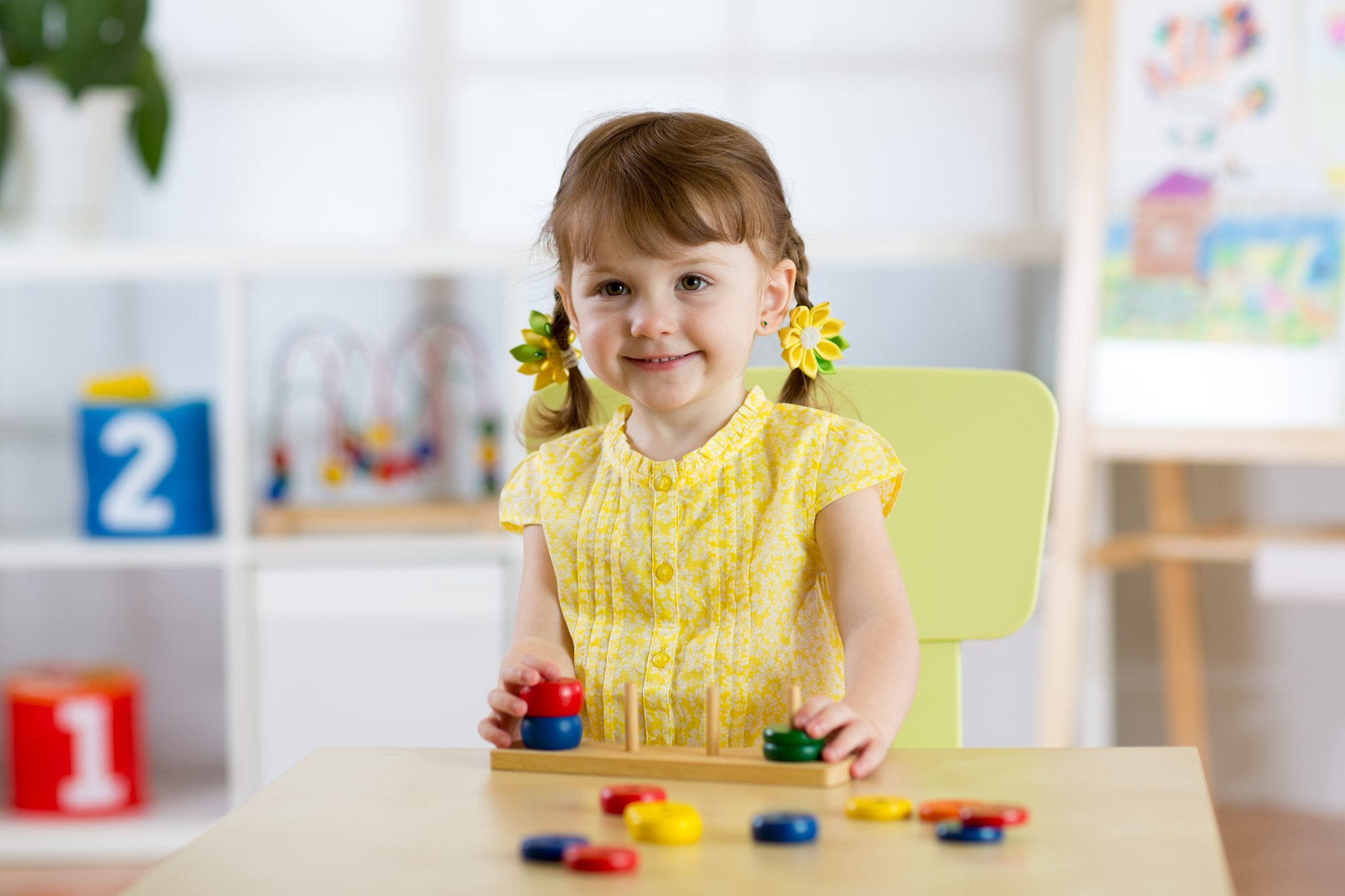 Montessori inspired activities for your 27 month old