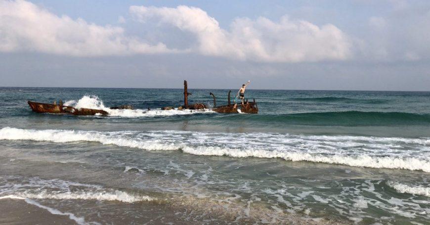 Best beaches in Israel - HaBonim