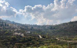 Hiking Battir