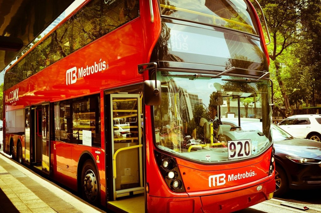 Buses in Mexico City - Is Mexico City Safe for Solo Female Travellers