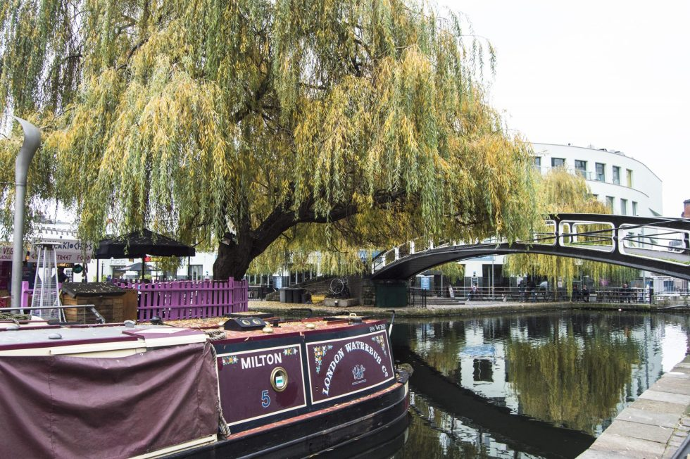 A Vegan In London – Camden Market