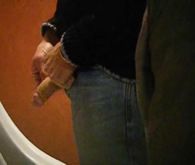 Nice Hidden Spy Men With Big Cocks At Urinals