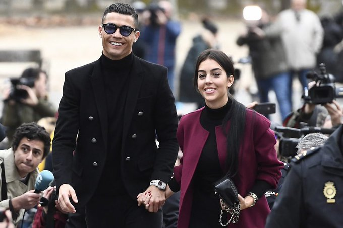 Ronaldo debunks reports he has secretly married girlfriend Georgina Rodriguez in Morocco