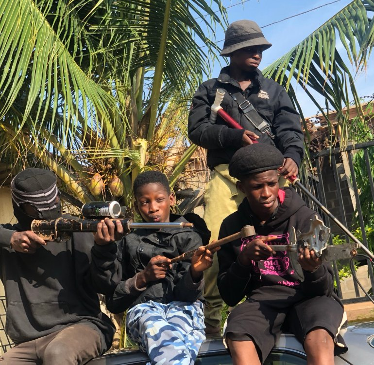 "Nigerian Kids ""Ikorodu Bois"" Goes Hollywood After Their Latest Movie Trailer Got Some Major Attention"