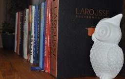 Cookbooks & Owls