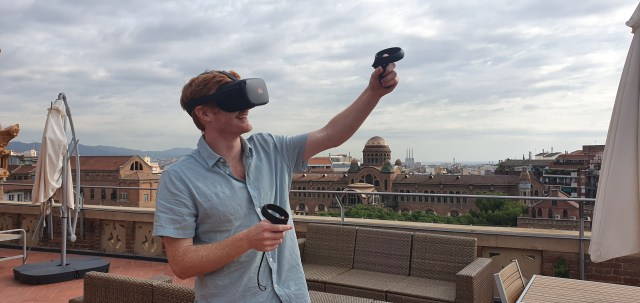 Changing Medicine with Virtual Reality