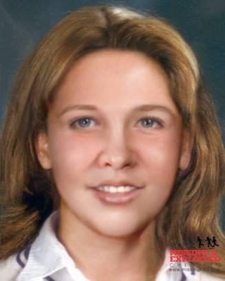 Melissa Brannen - aged to 21